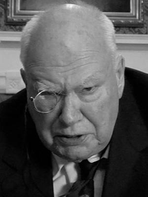 Sir Patrick Moore CBE, FRS, FRAS (1923-2012)