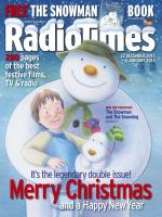 Radio Times (22 Dec 2012 - 4 Jan 2013)