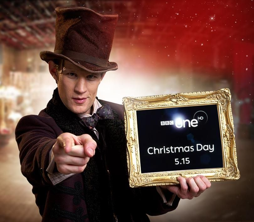 Doctor Who. Christmas Day 2012 at 5:15pm