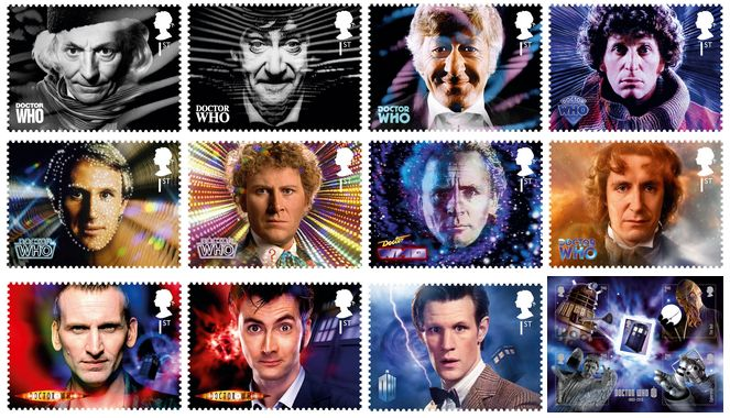 The Eleven Doctors