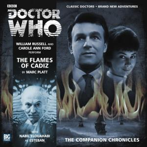 Doctor Who: The Flames of Cadiz