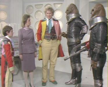 Doctor Who: A Fix With Sontarans