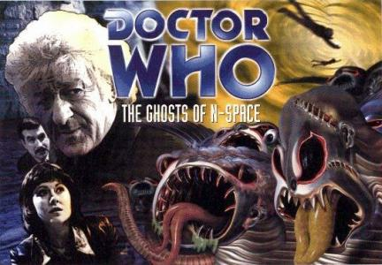 Doctor Who: The Ghosts of N Space