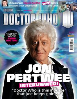 Doctor Who Magazine Issue 457