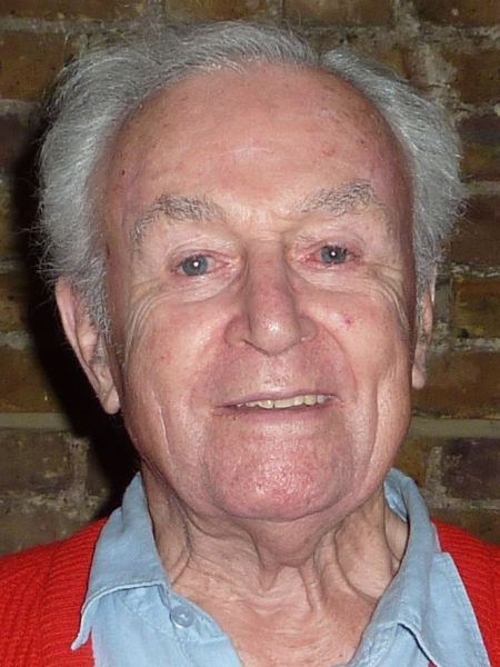 William Russell - Image Credit: Chuck Foster