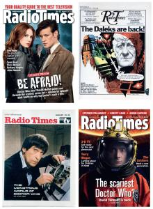 Radio Times (16-22 Feb 2013) - Postcard Set 2