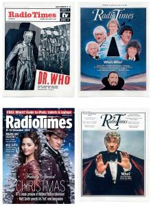 Radio Times (16-22 Feb 2013) - Postcard Set 1