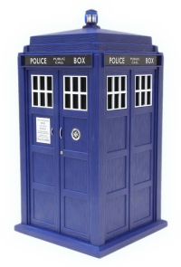 WhoSounds - TARDIS Speaker