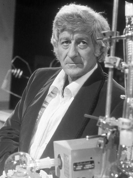Jon Pertwee (1919-1996)
