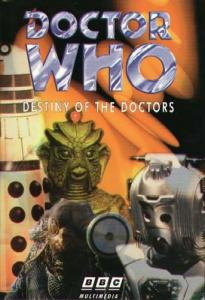 Doctor Who: Destiny Of the Doctors