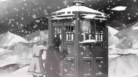 The Tenth Planet - Episode 4 Animation. Credit: BBC Worldwide