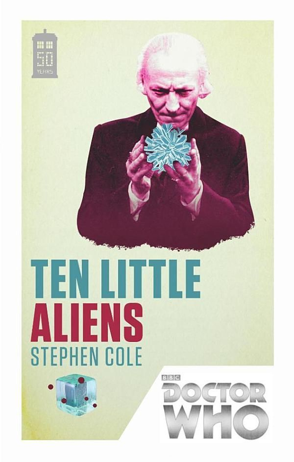 Ten Little Aliens, written by Stephen Cole (Credit: BBC)