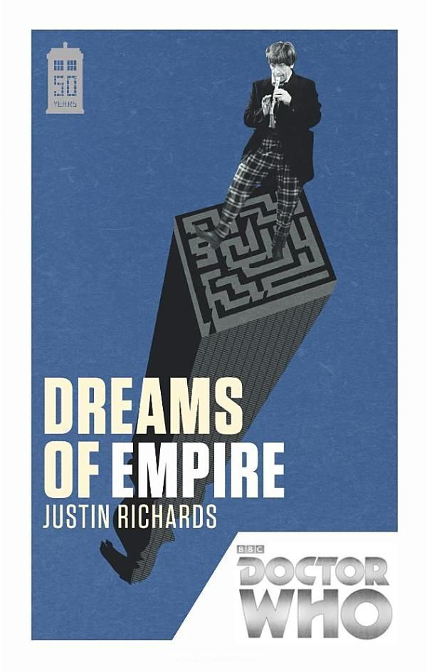 Dreams of Empire, written by Justin Richards (Credit: BBC)