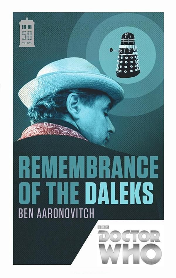 Remembrance of the Daleks, written by Ben Aaronovitch (Credit: BBC)