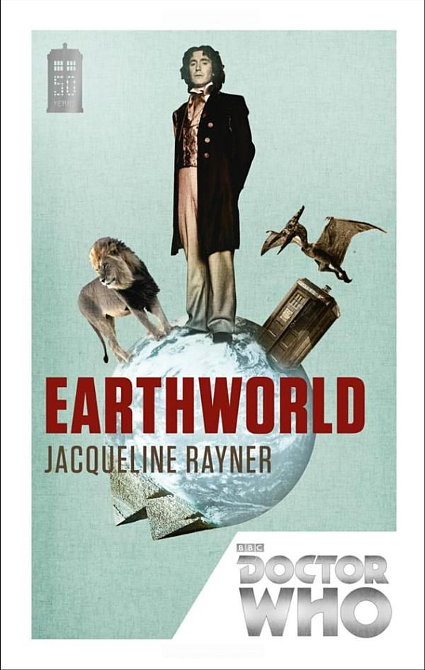 Earthworld, by Jacqueline Rayner (Credit: BBC)