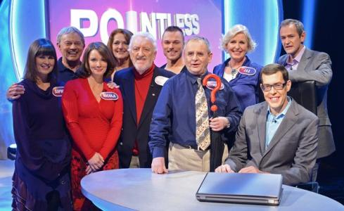 Doctor Who: Pointless Celebrities