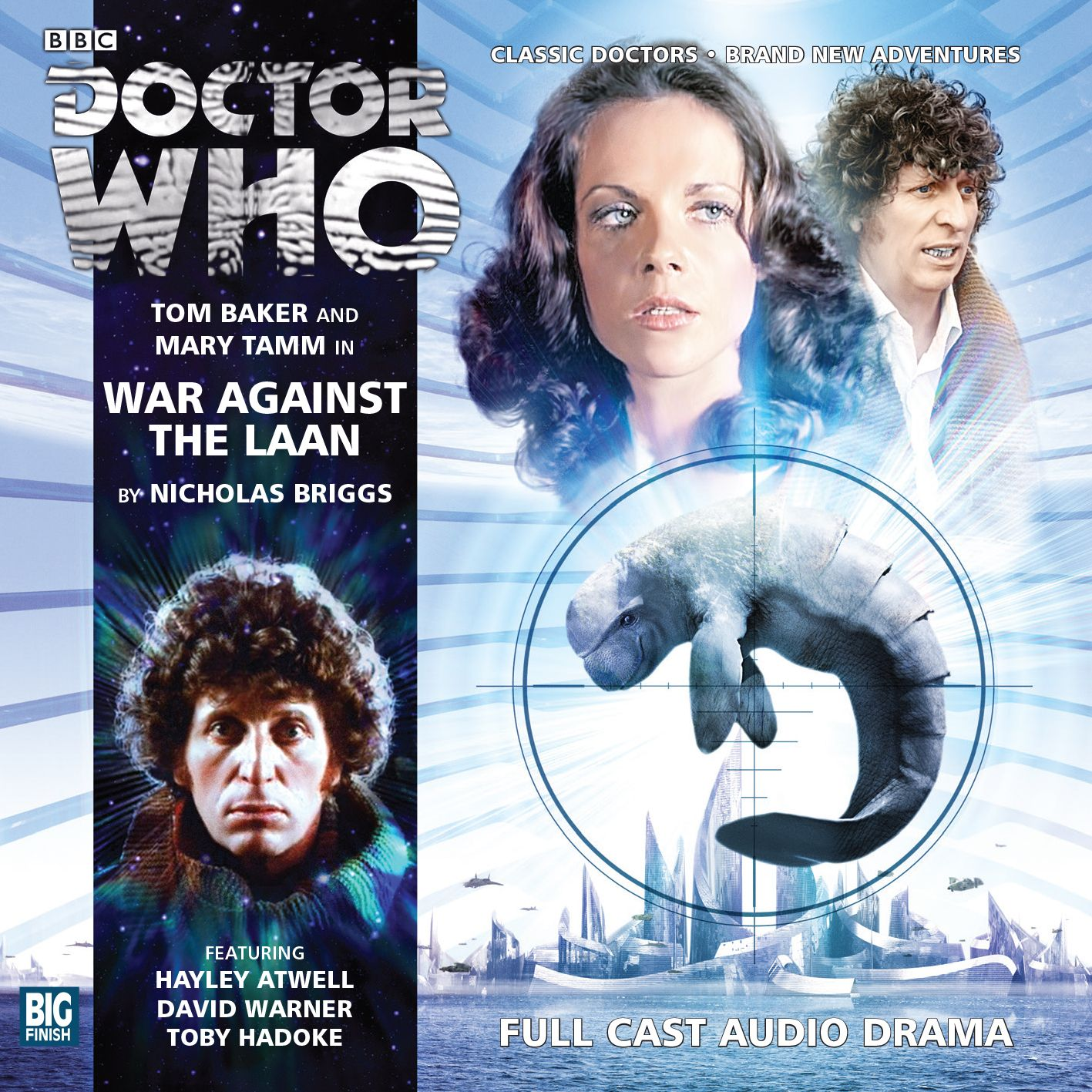 Fourth Doctor Adventures: War Against The Laan (Credit: Big Finish)