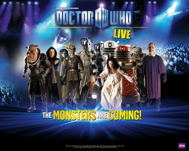 Doctor Who: Doctor Who Live