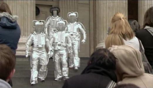 Doctor Who: Eastenders (Valentines 2008)