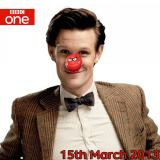 Matt Smith, Comic Relief, 15 March 2013 (Credit: BBC)