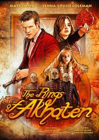 The Rings of Akhaten: Publicity Poster (Credit: BBC/Adrian Rogers/Ray Burmiston)