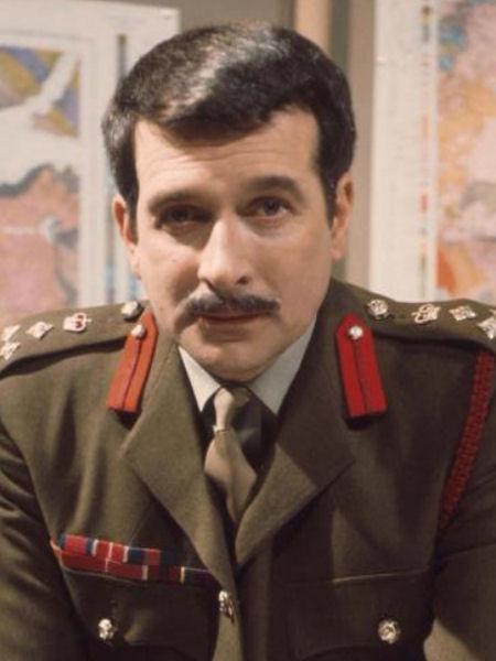 Brigadier Lethbridge-Stewart -