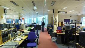 Google at BBC Television Centre (Credit: BBC/Bill Thompson)