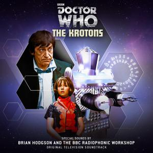 The Krotons (soundtrack) (Credit: Silva Screen)