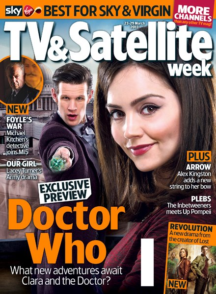 TV & Satellite Week, 22-29 Mar 2013 (Credit: TV & Satellite Week)